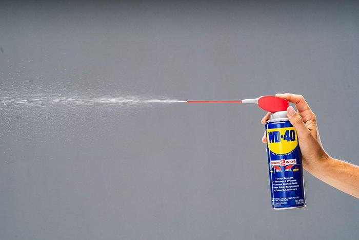 WD-40 Multi-Use Lubricant Smart Straw Spray